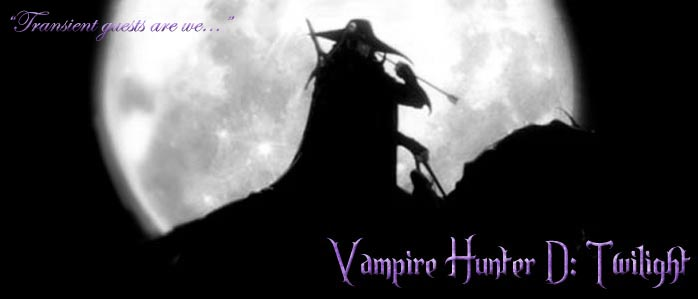 Vampire Hunter D: Twilight